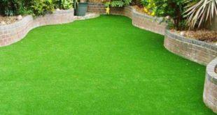 العشب الصناعى