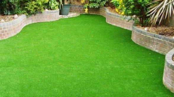 العشب الصناعى لتنسيق الحدائق فى جدة