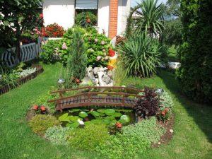 تنسيق حدائق منزلية بجدة